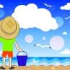 8月25日まで夏休みに入ります。