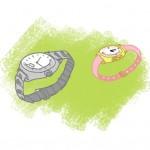 日々の法則133 腕時計の法則