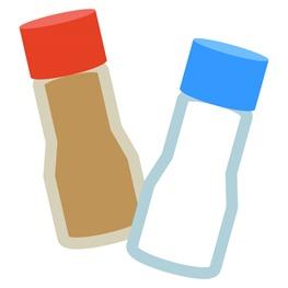 日々の法則141 塩コショーの法則