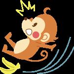 日々の法則142 バナナの皮の法則