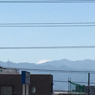 きっと富士山。#365写