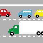 日々の法則149 車間距離注意の法則
