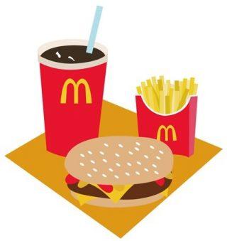 普通のハンバーガーをおいしくする魔法